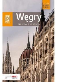 Węgry na ostro i na słodko - okładka książki