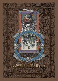 Wszechksięga - okładka książki