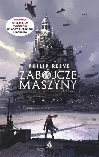 Zabójcze maszyny - okładka książki