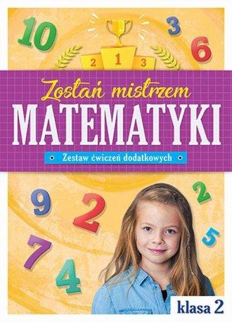 Zostań mistrzem matematyki. Zestaw - okładka podręcznika