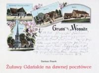 Żuławy Gdańskie na dawnej pocztówce - okładka książki