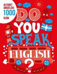 Alfabet angielski 1000 słów - okładka podręcznika