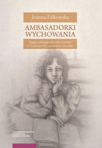 Ambasadorki wychowania - okładka książki