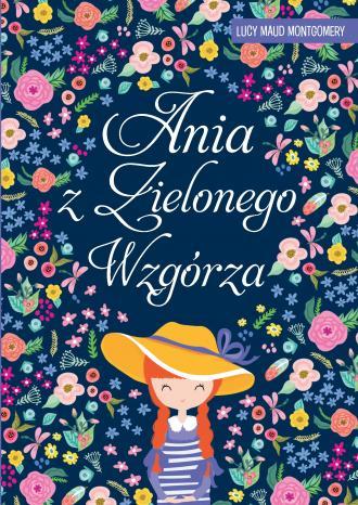 Ania z Zielonego Wzgórza. Lektury - okładka podręcznika