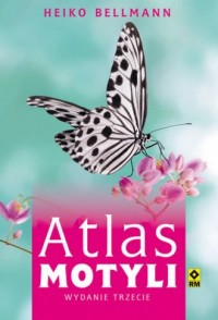 Atlas motyli - okładka książki