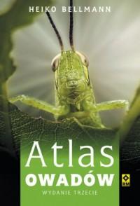 Atlas owadów - okładka książki