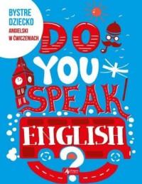 Bystre dziecko. Angielski w ćwiczeniach - okładka podręcznika