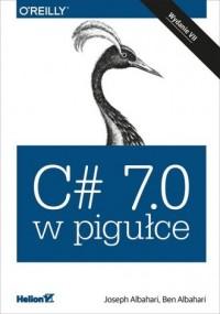 C# 7.0 w pigułce - okładka książki