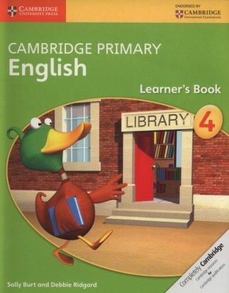 Cambridge Primary English Learner - okładka podręcznika