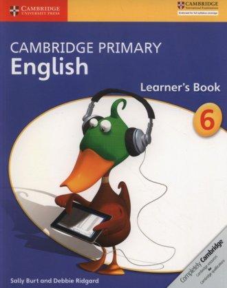 Cambridge Primary English Learners - okładka podręcznika