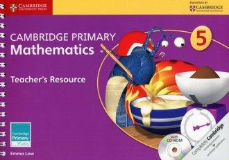 Cambridge Primary Mathematics Teachers - okładka podręcznika