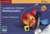 Cambridge Primary Mathematics Teacher s Resource + CD - okładka podręcznika