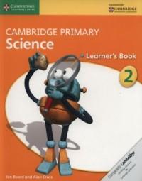 Cambridge Primary Science Learner?s Book 2 - okładka podręcznika