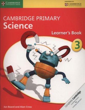 Cambridge Primary Science Learner?s - okładka podręcznika