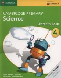Cambridge Primary Science Learner s Book 4 - okładka podręcznika