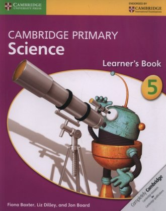Cambridge Primary Science Learner - okładka podręcznika