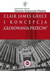 Clair James Grece i koncepcja - okładka książki