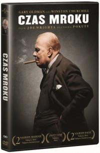 Czas mroku DVD - okładka filmu