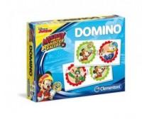 Domino Mickey i raźni rajdowcy - okładka książki