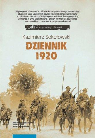 Dziennik 1920 - okładka książki