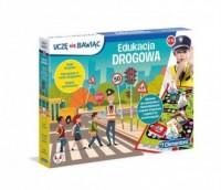 Edukacja drogowa - okładka książki