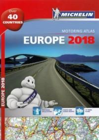 Europe atlas samochodowy, 1:1 000 000 - okładka książki