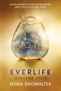 Everlife Wieczne życie - okładka książki