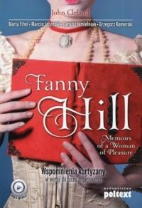 Fanny Hill Memoirs of a Woman of Pleasure. Wspomnienia kurtyzany w wersji do nauki angielskiego - okładka książki
