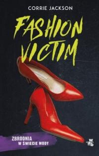 Fashion Victim - okładka książki