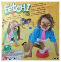 Fetch! - okładka książki