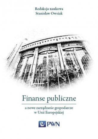 Finanse publiczne a nowe zarządzanie - okładka książki