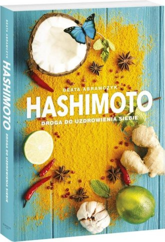Hashimoto - okładka książki