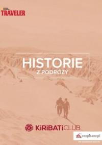 Historie z podróży - okładka książki