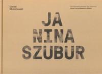 Ja, Nina Szubur - okładka książki
