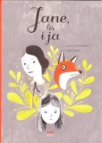 Jane, lis i ja - okładka książki