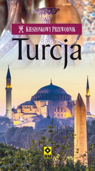 Kieszonkowy przewodnik. Turcja - okładka książki