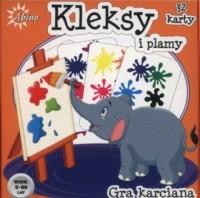 Kleksy i Plamy - zdjęcie zabawki, gry
