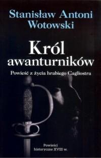 Król awanturników - okładka książki