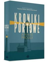 Kroniki portowe - okładka książki