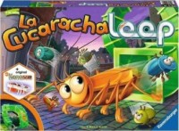 La Cucaracha Loop Gra - okładka książki