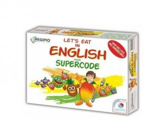 Lets eat in English - your supercode - zdjęcie zabawki, gry