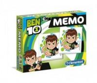 Memo Ben 10 - okładka książki