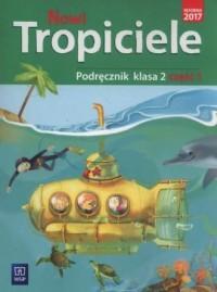 Nowi tropiciele. Szkoła podstawowa - okładka podręcznika
