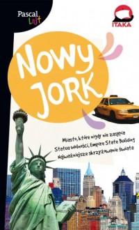 Nowy Jork. Pascal Lajt - okładka książki