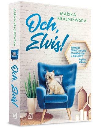 Och, Elvis! - okładka książki