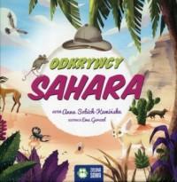 Odkrywcy Sahara - zdjęcie zabawki, gry