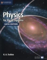 Physics for the IB Diploma Coursebook - okładka książki