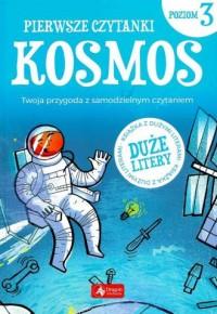Pierwsze czytanki 2. Kosmos - okładka książki