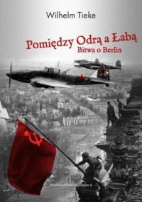 Pomiędzy Odrą a Łabą. Bitwa o Berlin 1945 - okładka książki