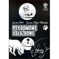 Psy domowe i służbowe - okładka książki